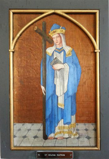 Painting Of St. Helena