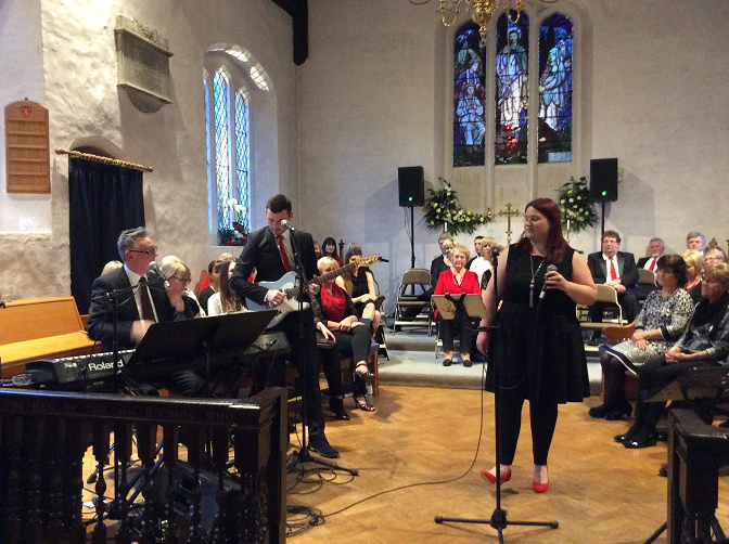 2018-04-27 Friday 27th April – An Evening With Vocalise And Eclipse